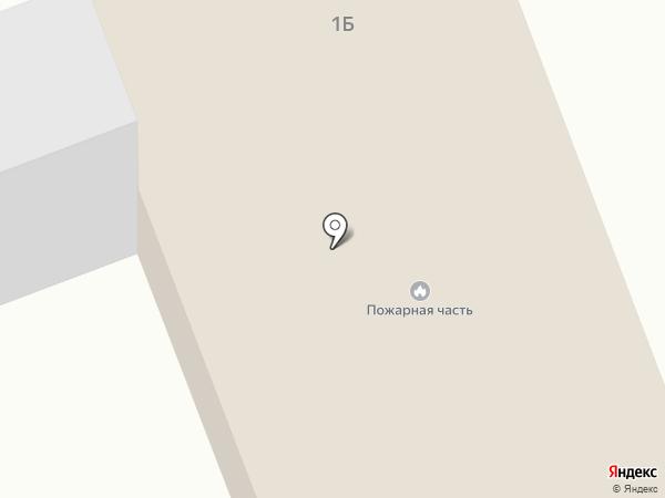 Пожспецтехника на карте Макеевки