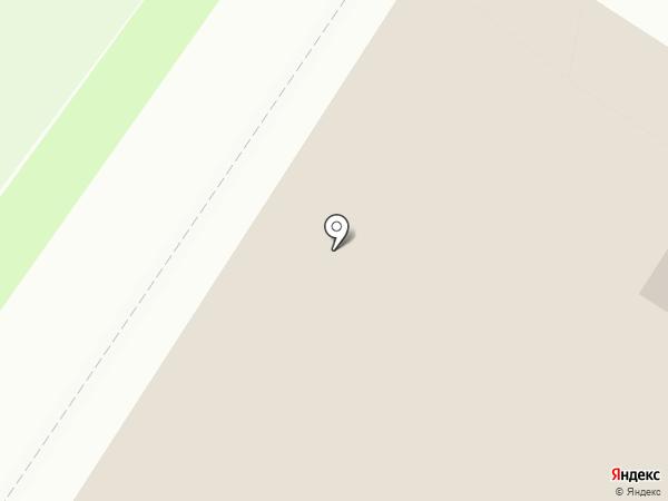 Центральный на карте Люберец