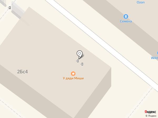 У дяди Миши на карте Люберец