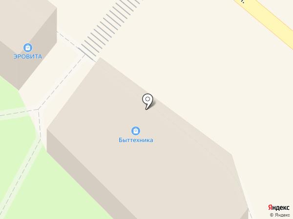 Ювелирная мастерская на карте Люберец