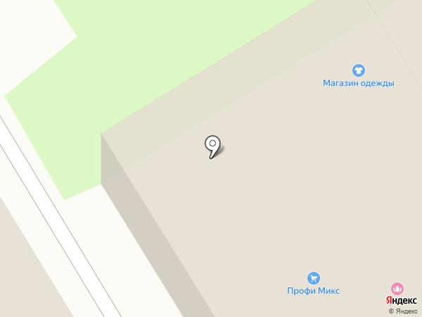 Тимна на карте Лыткарино