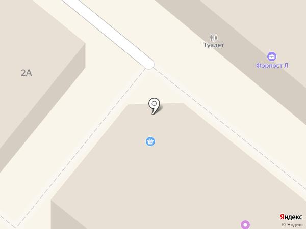 Магазин нижнего белья на карте Люберец