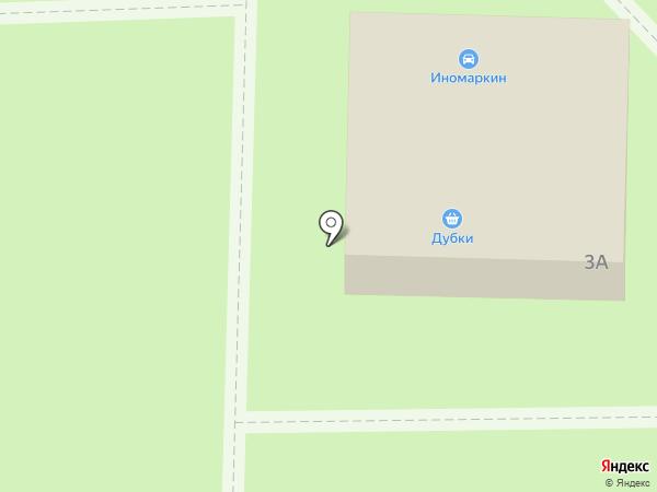 СлонЗап на карте Ивантеевки
