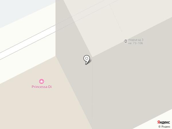 Ателье на карте Люберец