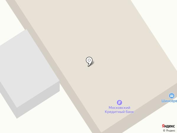 Шинсервис на карте Люберец