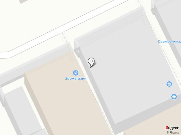 Фазенда на карте Люберец