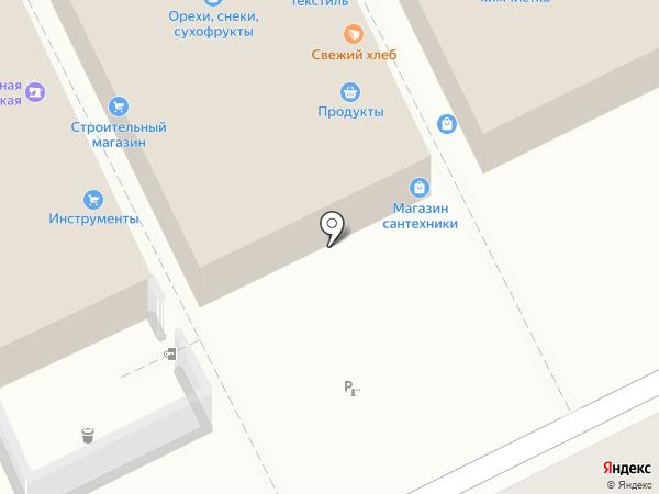 Магазин ивановского текстиля на карте Люберец