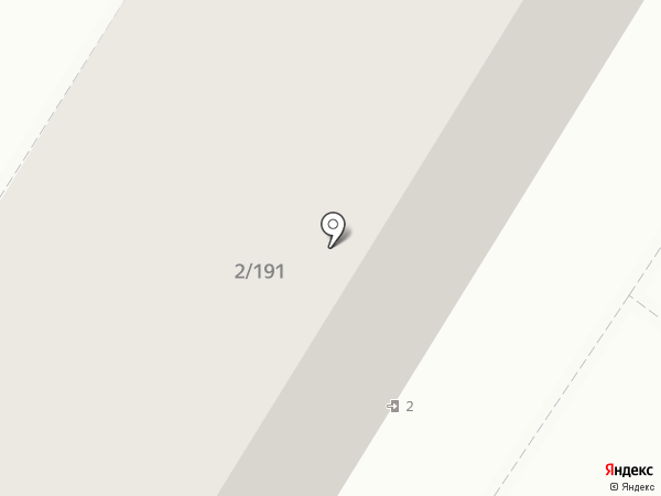 Булочная №79 на карте Люберец