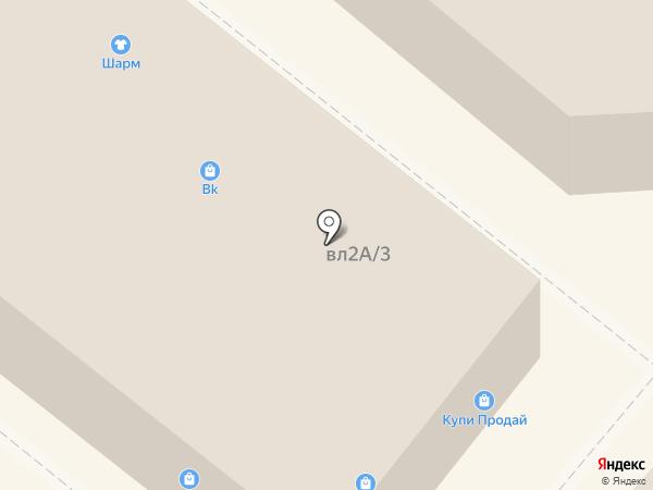 Магазин мужской одежды на карте Люберец