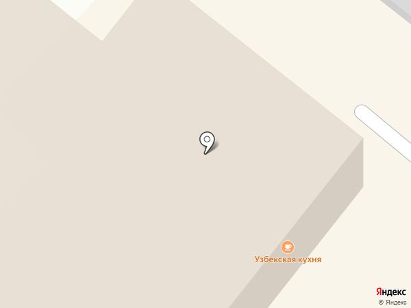 Юлдуз на карте Люберец