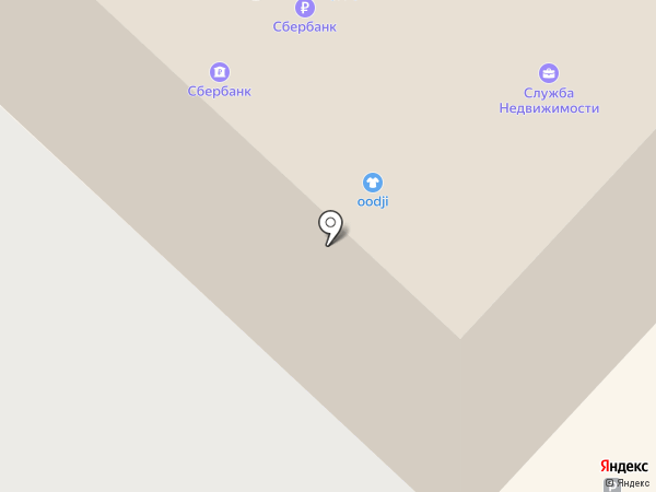 Сударь на карте Люберец
