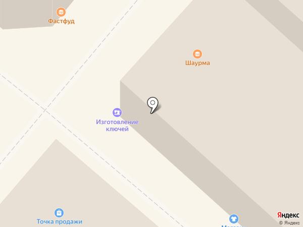 Магазин чулочно-носочных изделий на карте Люберец