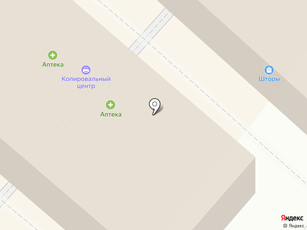 Жастин на карте Люберец