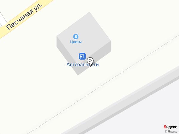 Продуктовый магазин на карте Лыткарино