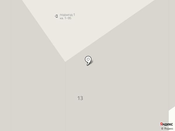 1000Moto на карте Старого Оскола