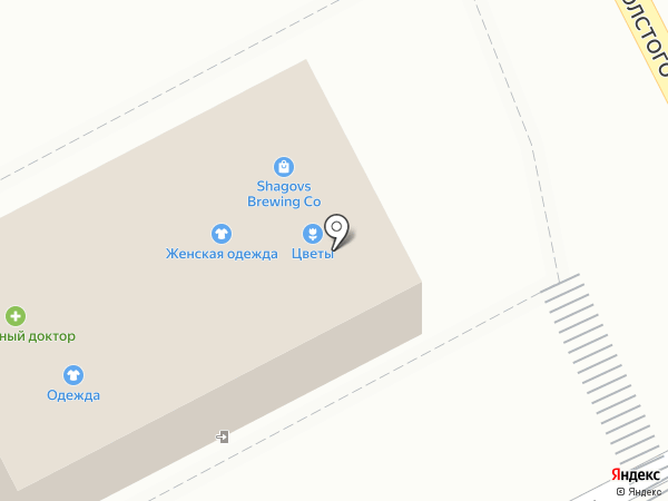 Семейный доктор на карте Люберец