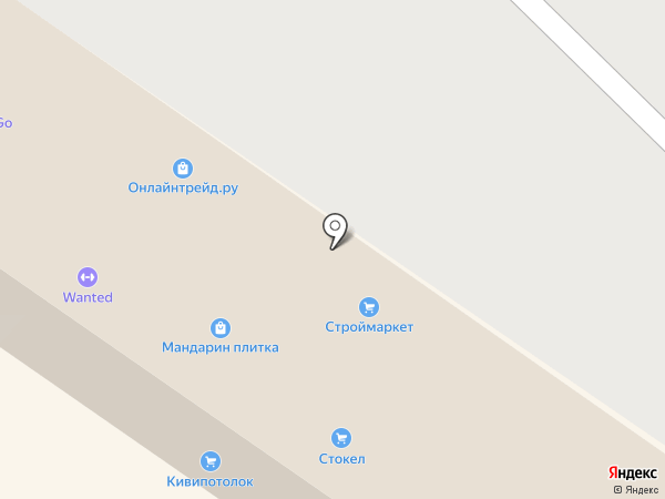 Gushrustal на карте Люберец