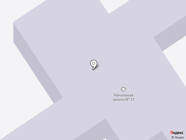 Брайт на карте Старого Оскола