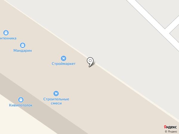 КОМФОРТ.РУ на карте Люберец