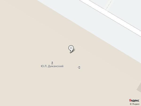 СШОР по тяжелой атлетике на карте Люберец