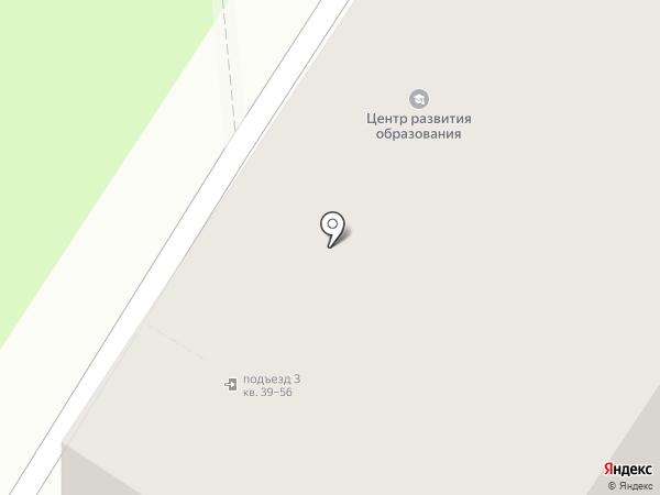 Центр развития образования, МОУ на карте Люберец