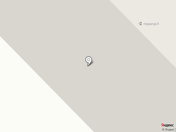 Зеленый город на карте Зеленоградского