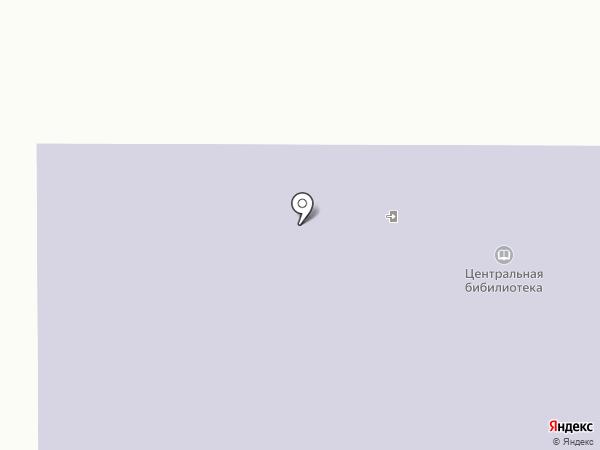 Центральная городская библиотека на карте Лыткарино