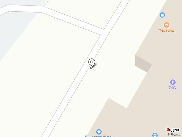 ЮНИСТРИМ на карте Люберец