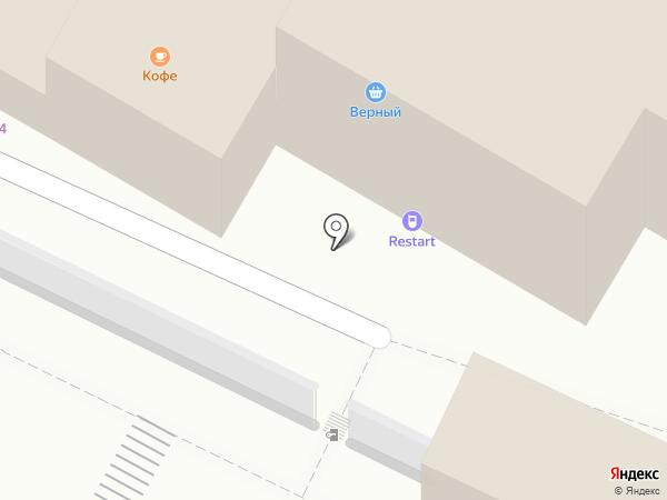 Магазин продуктов на карте Люберец