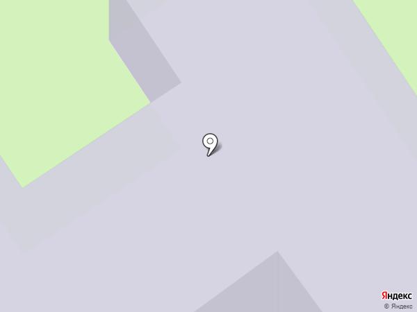 Основная общеобразовательная школа №26 на карте Старого Оскола
