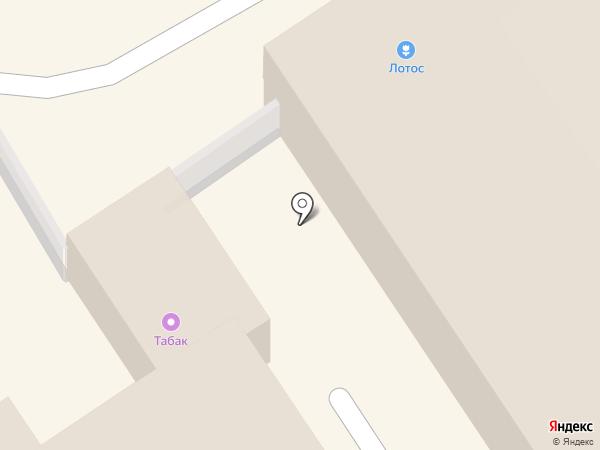 Табачный магазин на карте Старого Оскола