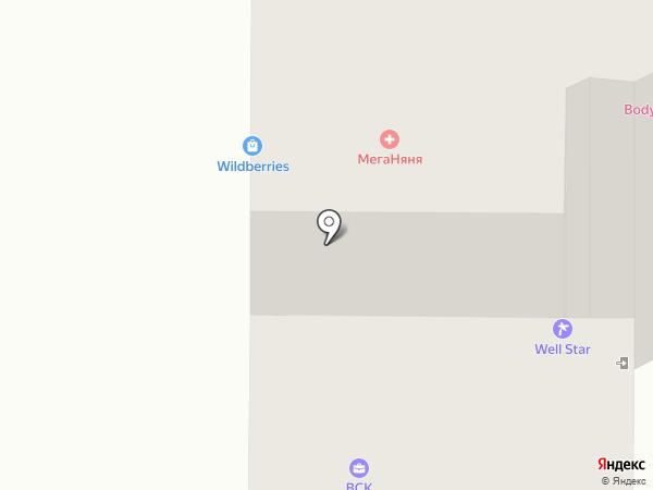 Globus International на карте Ивантеевки