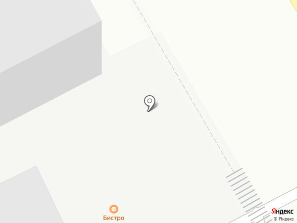 Киоск фастфудной продукции на карте Люберец