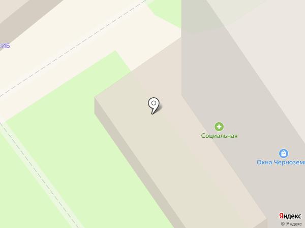 Социальная аптека на карте Старого Оскола