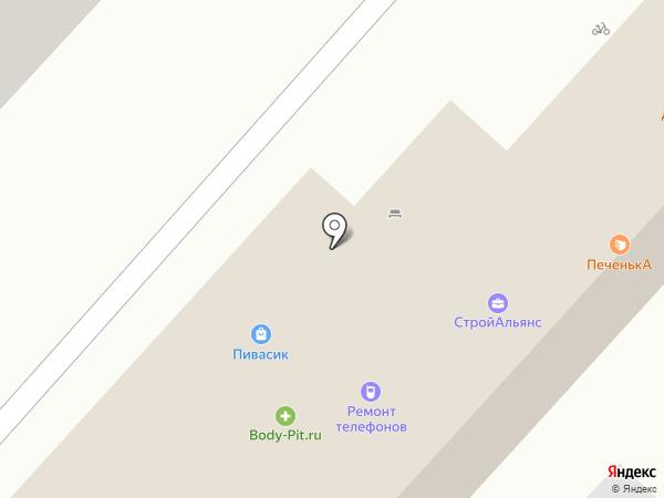 ДЖОННИ-ГЕЙМ на карте Люберец