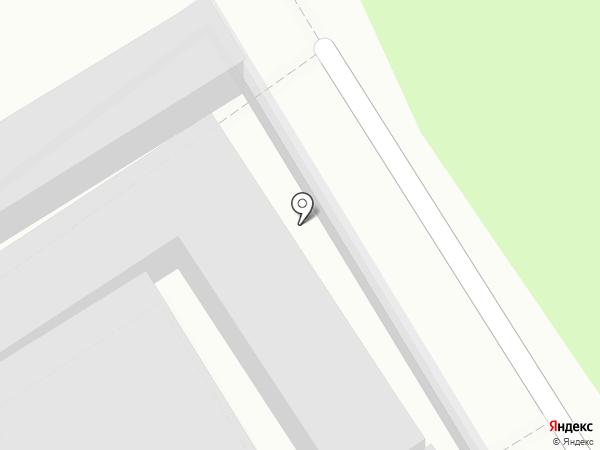 Аметист-2 на карте Старого Оскола