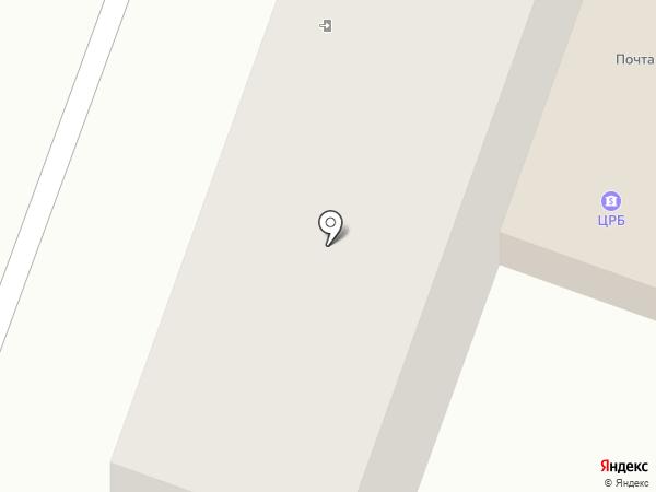 Отделение связи №20 на карте Макеевки