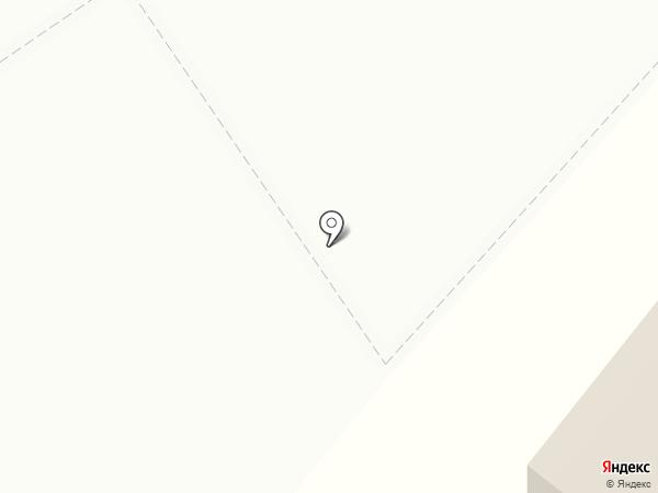Зеленоградская на карте Зеленоградского