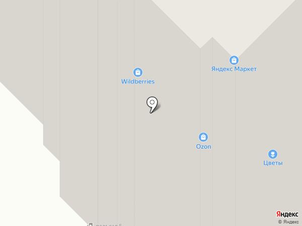 Магазин разливных напитков на карте Зеленоградского