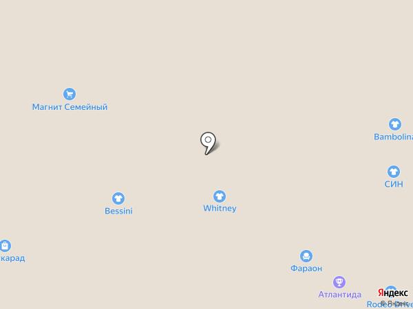 Связной на карте Старого Оскола
