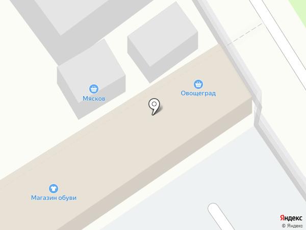 Белгород-торг на карте Старого Оскола