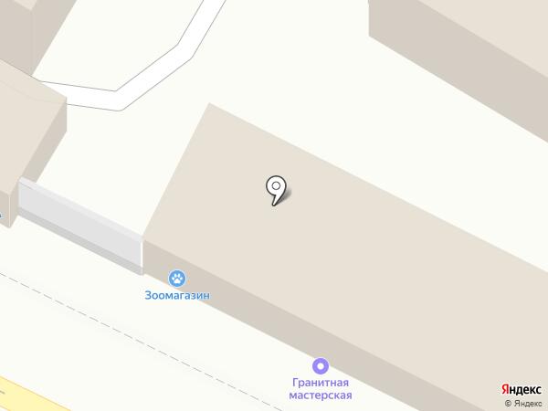 Акрополь на карте Люберец