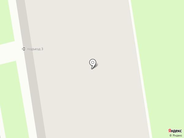 Борменталь на карте Ивантеевки