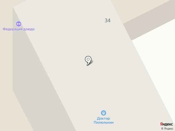 HOLLYWOOD на карте Люберец