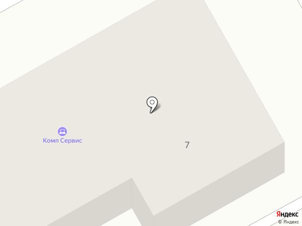 Эскулап+ на карте Макеевки