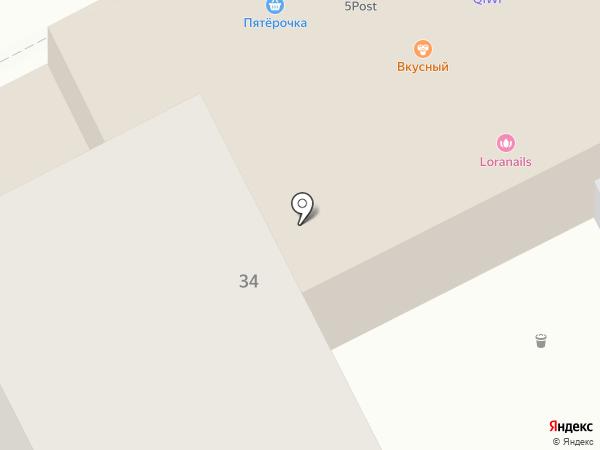 Губернский на карте Люберец
