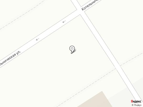 Фиолент на карте Люберец