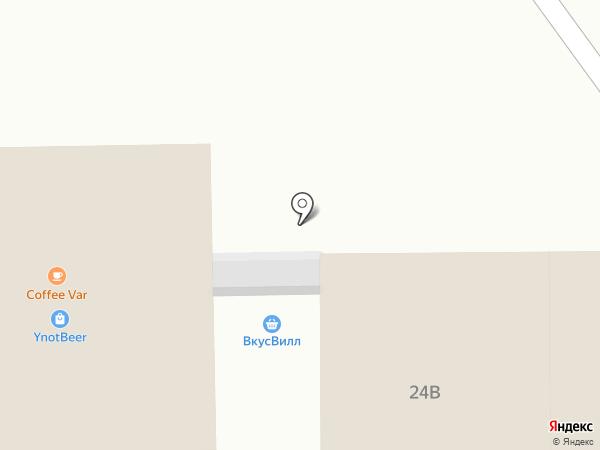 Хмельной бочонок на карте Лыткарино