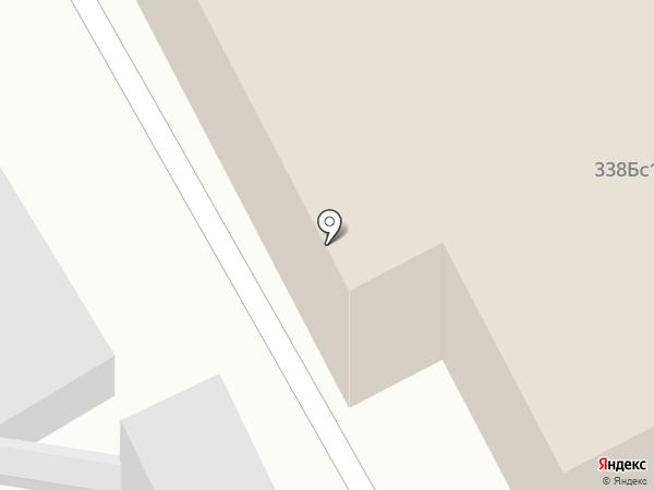 АвтоКлюч на карте Люберец