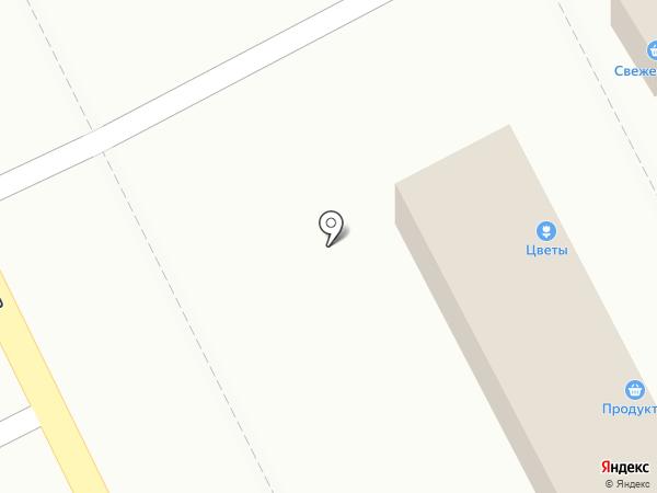 Киоск хлебобулочных изделий на карте Люберец